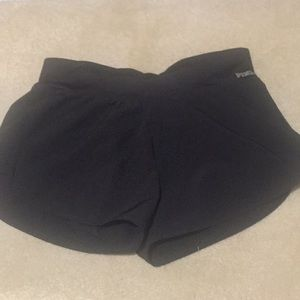 PINK athletic dry fit shorts. Like new condition